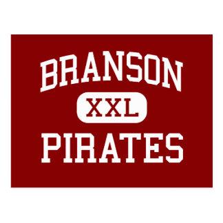 Branson - pirater - högstadium - Branson Missouri Vykort