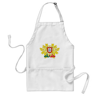Brasão de Armas (vapenskölden) de Portugal Förkläde