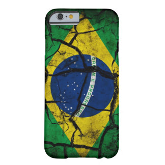 Brasil Barely There iPhone 6 Skal
