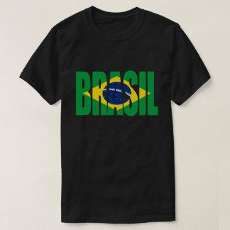 BRASIL (Brasilien) flaggaT-tröja T-shirts