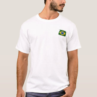 brasil brazil flagga t shirts