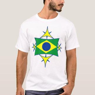 Brasil flaggaskjorta tshirts