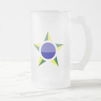 Brasil Frostat Ölglas