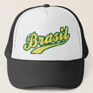 Brasil Truckerkeps