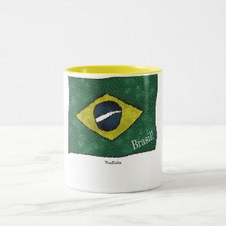 Brasil! Två-Tonad Mugg
