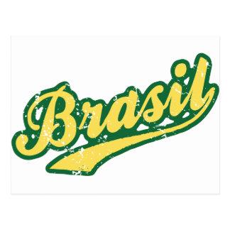 Brasil Vykort