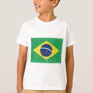 Brasilian för Brasilien flagga*Hand-sketch* Tröja