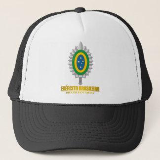 Brasiliansk arméEmblem Truckerkeps