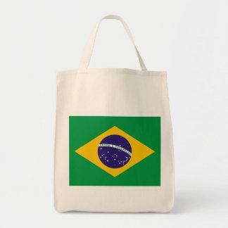 Brasiliansk flagga kasse