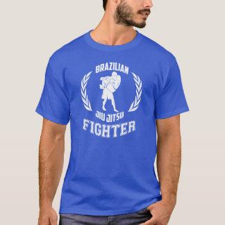 Brasiliansk Jiu Jitsu kämpe Tee Shirt