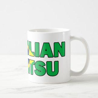 Brasilianska Jiu Jitsu Kaffemugg