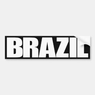 Brasilien Bildekal