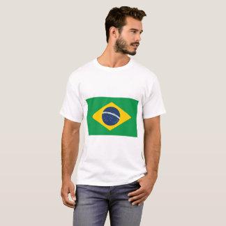 Brasilien flagga t shirts