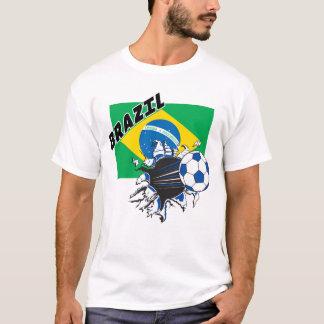 Brasilien Futbol fotboll Tröja