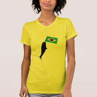 Brasilien Narwhal T Shirt