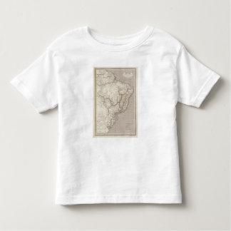 Brasilien, Paraguay och Uruguay Tee Shirt