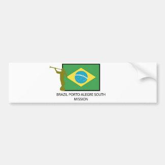 BRASILIEN PORTO ALEGRE SÖDRA BESKICKNING LDS BILDEKAL
