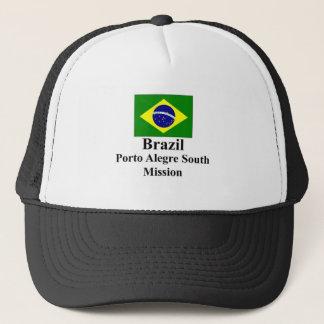 Brasilien Porto Alegre södra beskickninghatt Truckerkeps