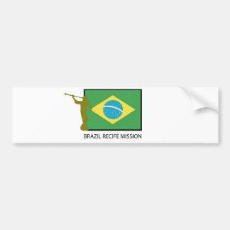 BRASILIEN RECIFE BESKICKNING LDS BILDEKAL