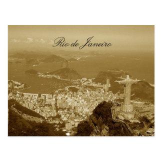 Brasilien Rio de Janeiro Vykort