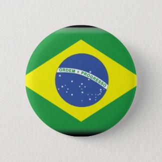 Brasilien Standard Knapp Rund 5.7 Cm