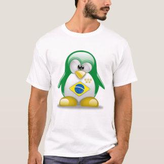 Brasilien Tux T Shirts