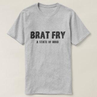 Bratsmåfisktshirt: BRATSMÅFISK - ett statligt av Tshirts