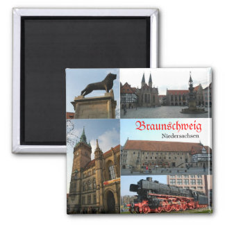 Braunschweig Magnet