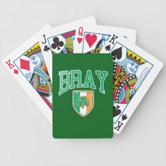 BRAY Irland Spelkort
