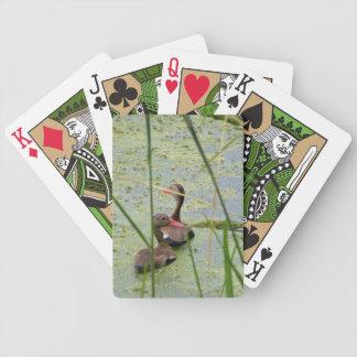 Brazos krökningankor spelkort