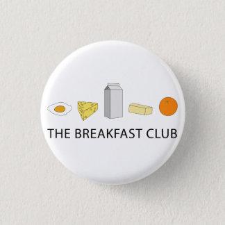 Breakfast Club Mini Knapp Rund 3.2 Cm