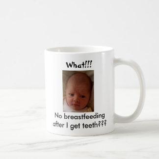 Breastfeeding Kaffe Koppar