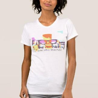 Bred husmusikvärld - t shirt