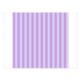 Breda randar - Violet1--Wisteria och bleklavendel Vykort