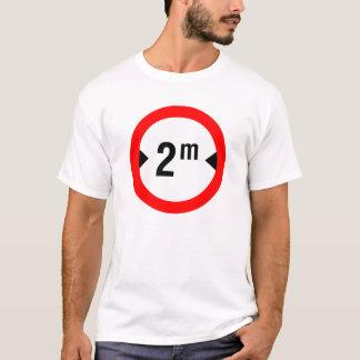 Breddbegränsning 2 tee shirts