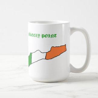 Breezy peka Sts Patrick dagmuggen Kaffemugg