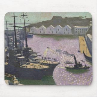 Brest port, c.1932 musmatta