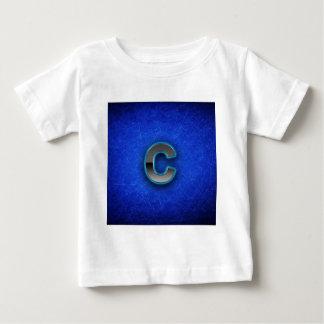 Brev C - neonblåttupplaga Tshirts