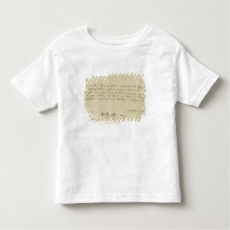 Brev från Mozart till en freemason, Januari 1786 T-shirt