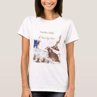 BrevlådaMollyT-tröja (den älsklings- råttan) T-shirt