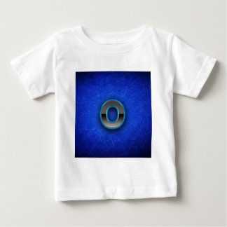 Brevnolla - neonblåttupplaga tee shirts