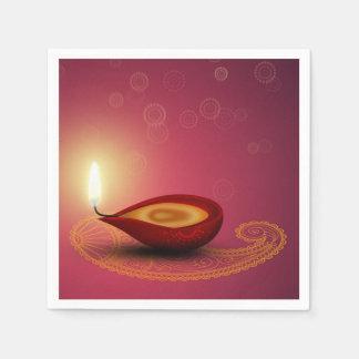 Brightful Diwali - Pappersservett
