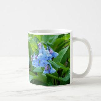 Briljant blåklockamugg kaffemugg