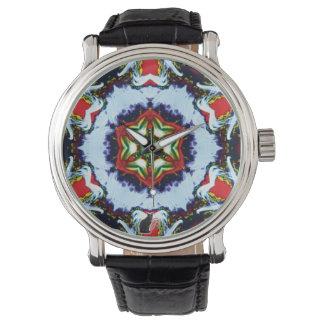 Brindle Kaleidoscope Armbandsur