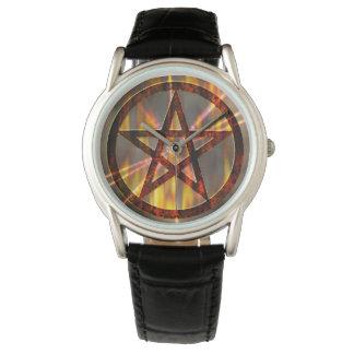Brinna Pentagram Armbandsur