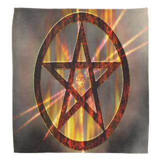 Brinna Pentagram Scarf