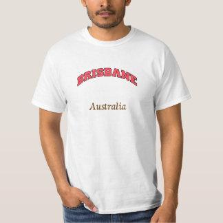 Brisbane Australien T-tröja Tee