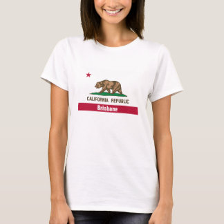 Brisbane Kalifornien Tee Shirt
