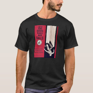 Brist av den riktiga vakten Rails T Shirt