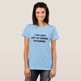 Brist av Fandomt-skjortan Tröjor